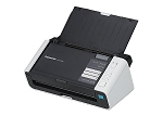 Panasonic KV-S1015CNT Color Sheetfed Scanner Bundle (20 ppm)