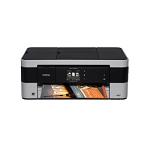 Brother MFC-J460DW Compact & Easy to Connect Inkjet All-in-One (6ppm/12ppm)