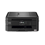 Brother MFC-J680DW Compact & Easy to Connect Inkjet All-in-One (10ppm/12ppm)