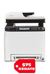 Ricoh SP C261SFNw Color Laser Multifunction Printer (21ppm)
