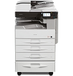 Ricoh MP 2501SP Black and White Laser Multifunction Printer (25 ppm)