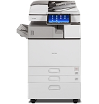 Ricoh MP 2555ASP Black and White Laser Multifunction Printer (SPDF VERSION) (25ppm)