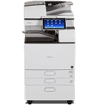 Ricoh MP 3055SPAD Black and White Laser Multifunction Printer (ARDF VERSION) (30 ppm)