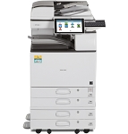 Ricoh MP 3555ASP Black and White Laser Multifunction Printer (SPDF VERSION) (35ppm)