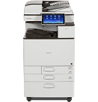 Ricoh MP C2504EX Color Laser Multifunction Printer (25ppm)