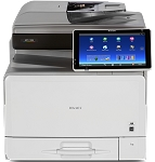 Ricoh MP C306SPF Color Laser Multifunction Printer (35ppm)