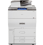 Ricoh MP C6503 Color Laser Multifunction Printer (65ppm)