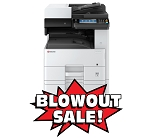 Kyocera ECOSYS M4132idn A3 B&W MFP (32ppm) Package 1