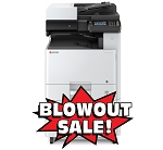 Kyocera ECOSYS M8124cidn A3 Color MFP