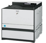 Sharp MX-C300P Color Laser Printer (30ppm/30ppm)